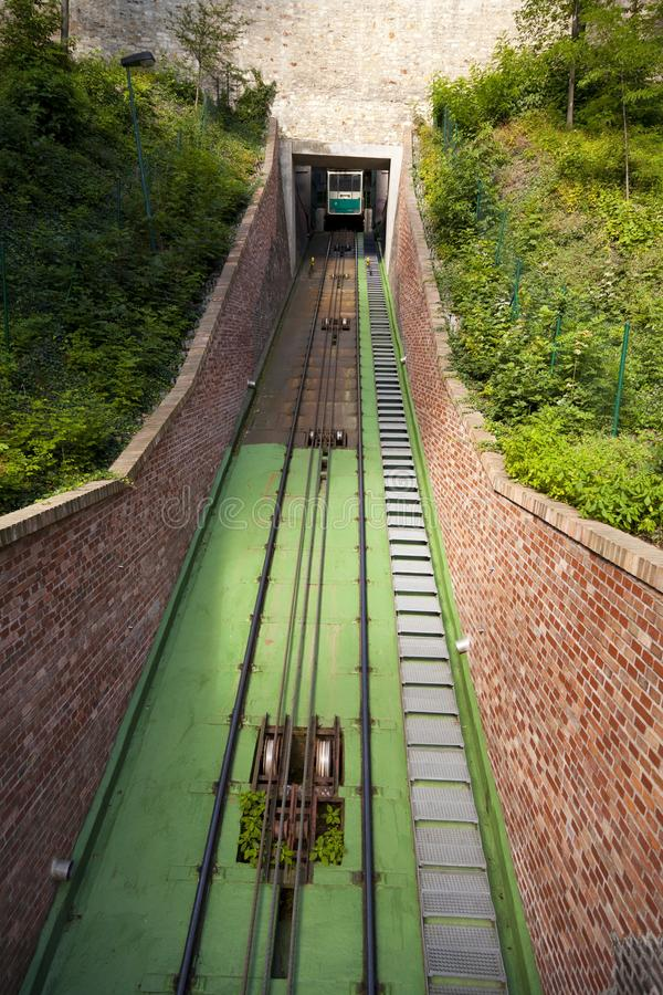 Download Prague funicular stock image. Image of tourist, trolly - 25762373