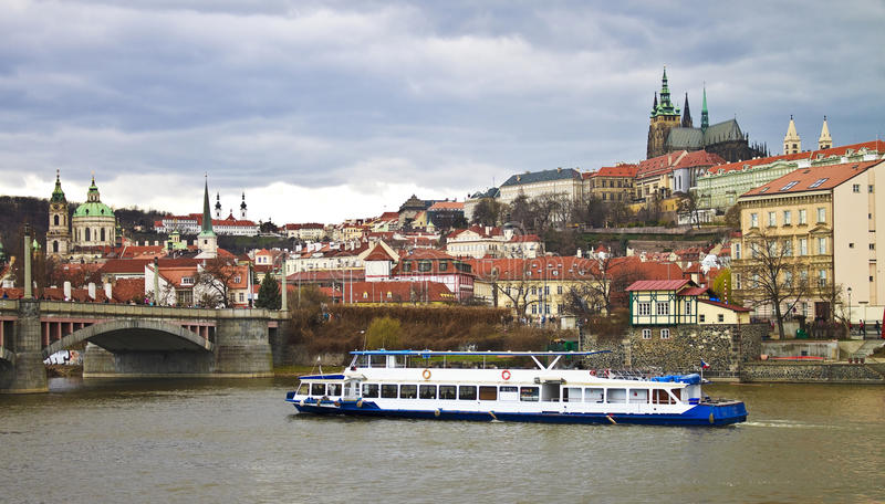 Download Prague Gothic Castle. Old Europe Stock Photos - Image: 13746203