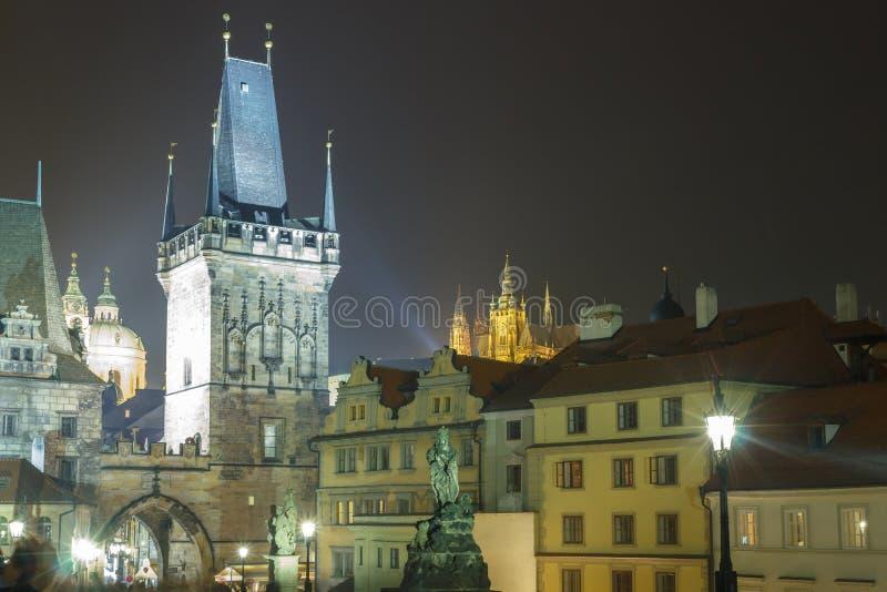 prague grodowy widok cesky krumlov republiki czech miasta średniowieczny stary widok zdjęcie stock