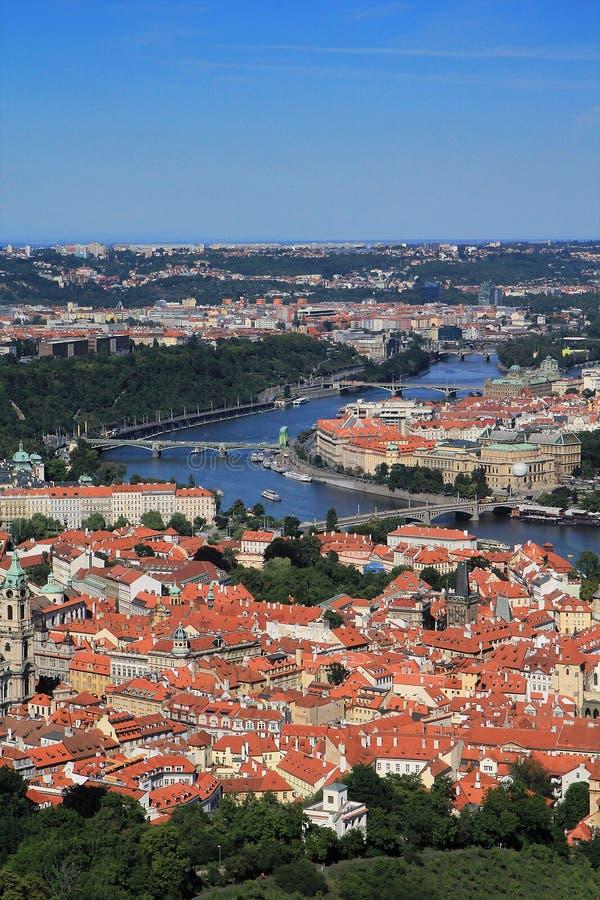 Prague Historic Centre Royalty Free Stock Photo