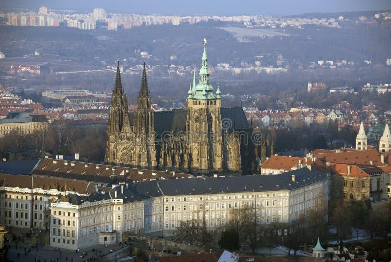 Prague - Hradcany royalty free stock image