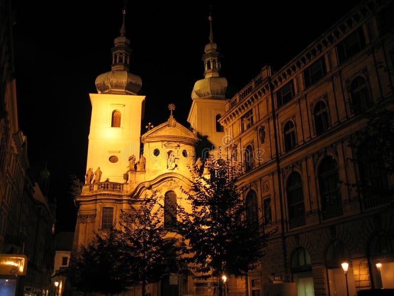 Prague Jewish Synagogue royalty free stock image