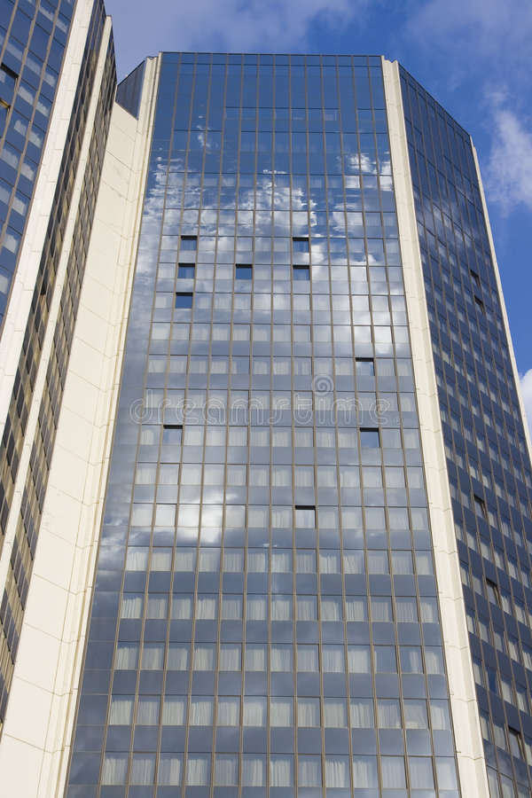 Download Prague office building stock image. Image of window, glass - 4781345