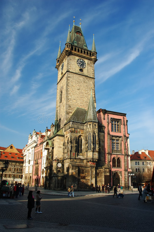 Free Prague Old Guildhall Stock Photos - 2212603
