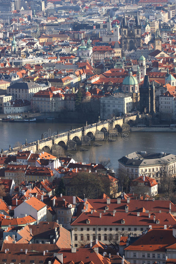 Download Prague old town stock photo. Image of charles, central - 23519992
