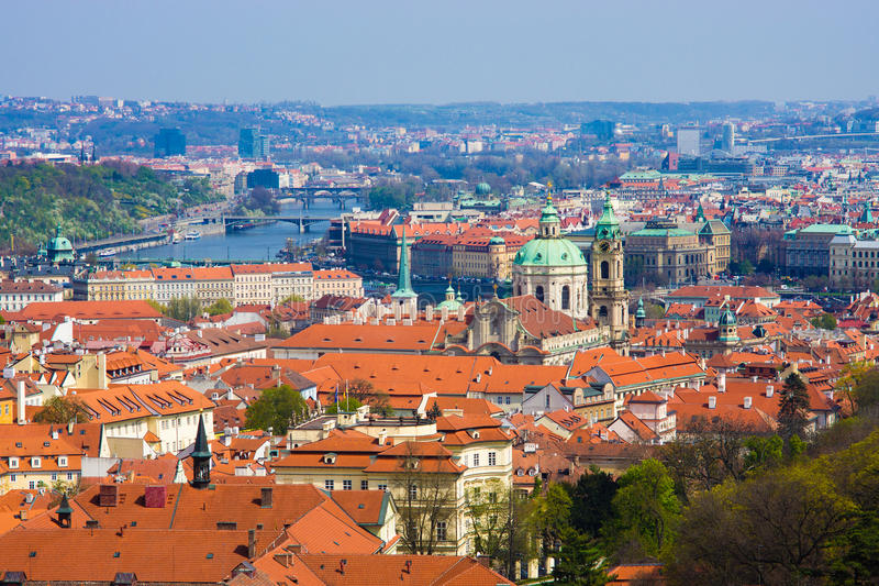 Download Prague panorama stock photo. Image of gothic, historical - 26814184
