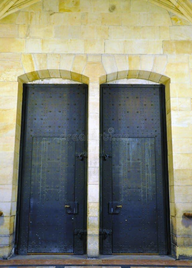 Download Prague Praha / Gate In Castle Stock Image - Image: 11683875