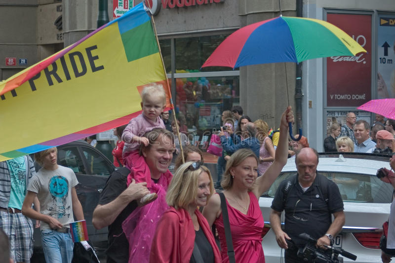 Download Prague Pride Parade 2011 Editorial Photography - Image: 20719847