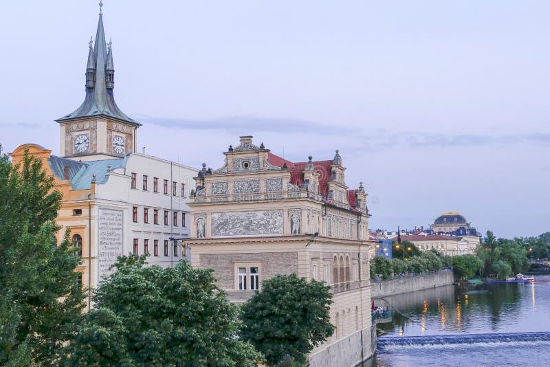 Prague, République Tchèque photo stock