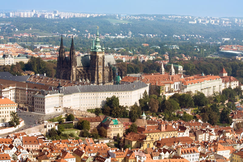 Download Prague skyline stock photo. Image of historic, scenic - 24978134