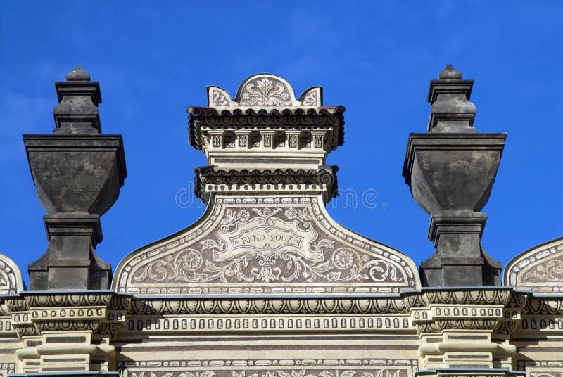Download Prague slott fotografering för bildbyråer. Bild av historia - 27276423