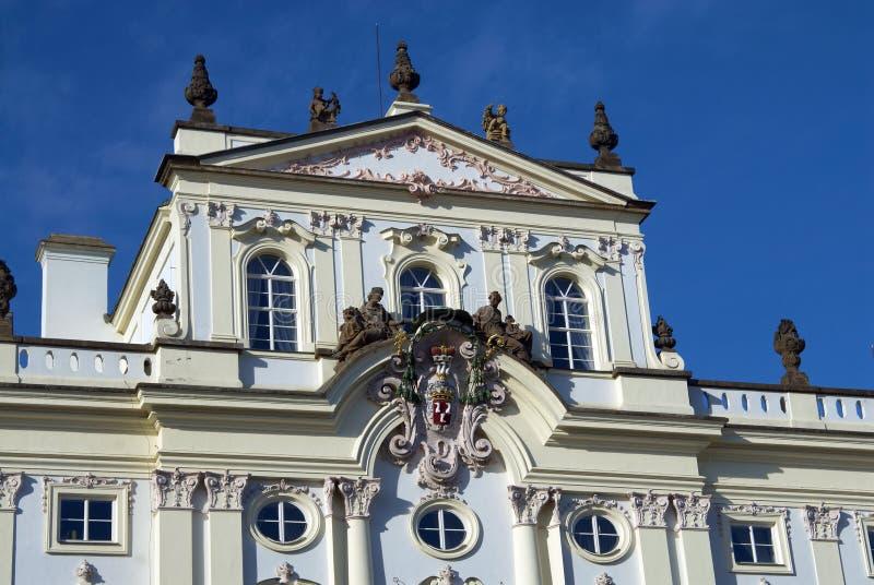Download Prague slott fotografering för bildbyråer. Bild av torn - 27276443