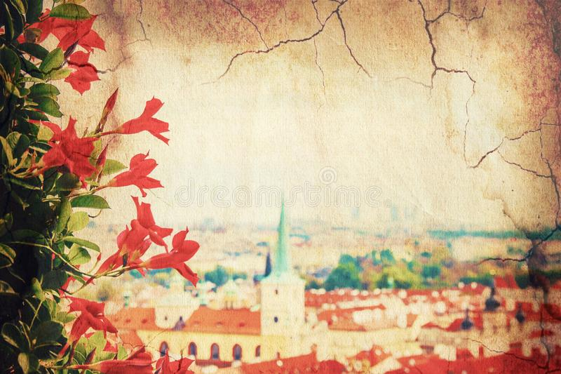 Prague tjeckisk republik royaltyfria foton