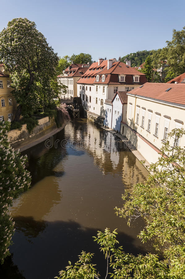 Download Prague view stock photo. Image of bridge, cityscape, panorama - 28767880