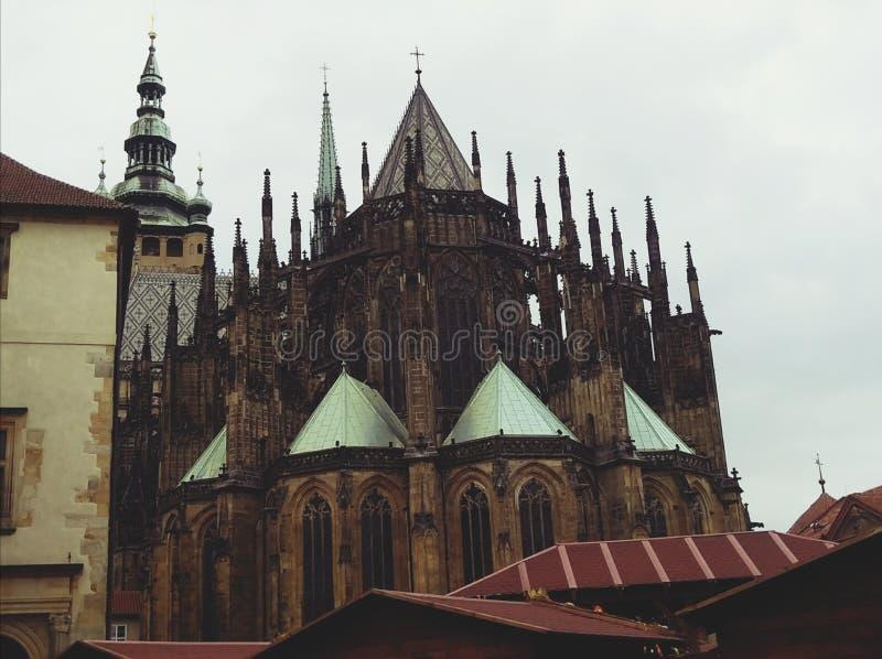 PragueCastle royalty free stock images