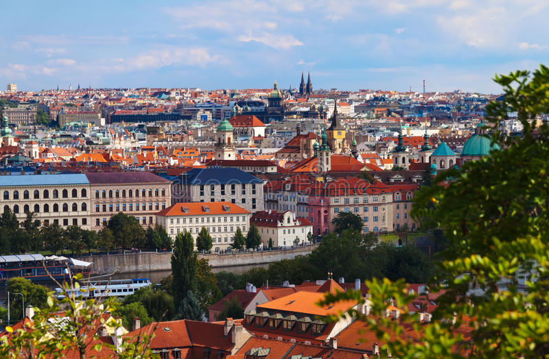Download Praha - Czech republic stock image. Image of downtown - 27397967