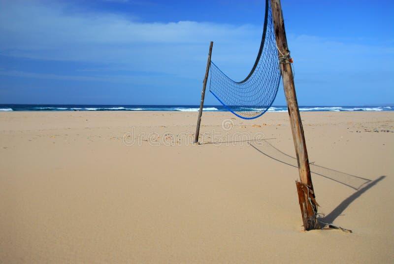 Praia 1 da ação foto de stock royalty free