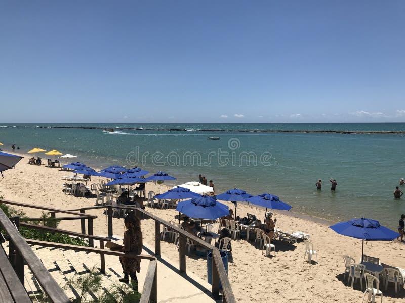 praia stockfoto