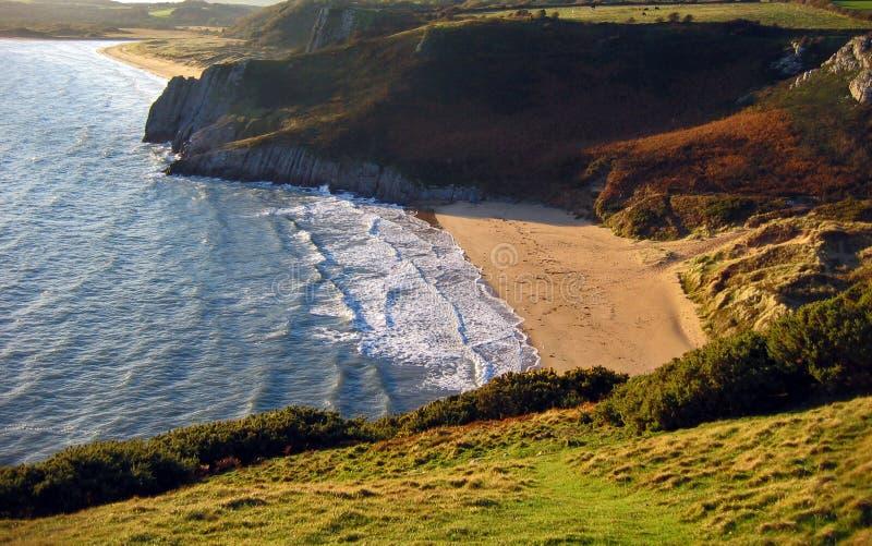 A praia fotos de stock royalty free