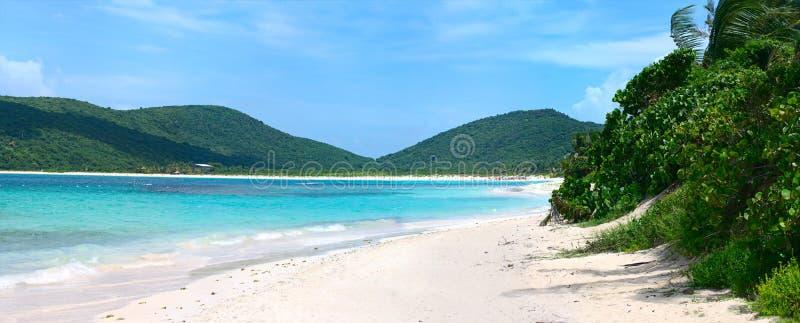 Praia Culebra do Flamenco imagem de stock