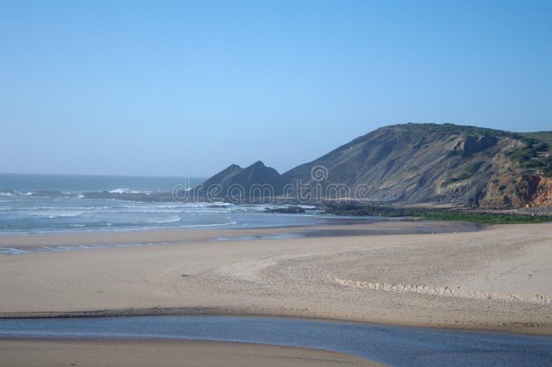 Download Praia DA Amoreira imagen de archivo. Imagen de arena - 41910097