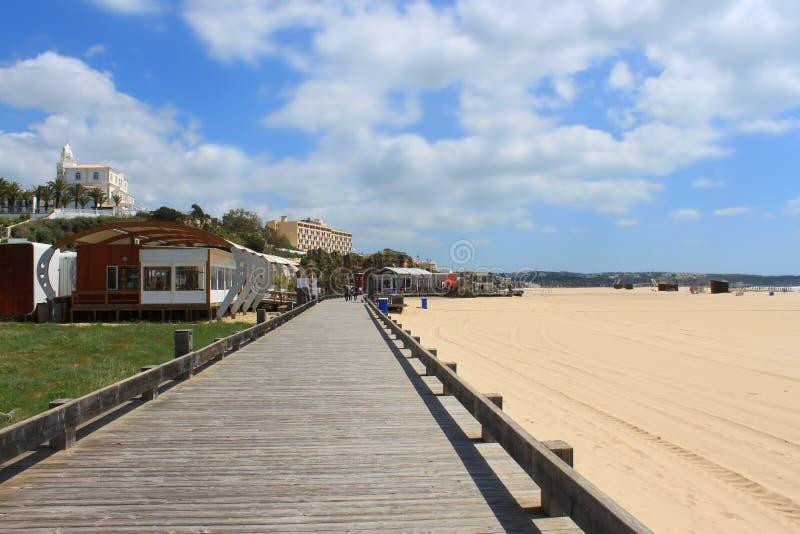 Praia DA Rocha, Algarve, Portugal photo stock