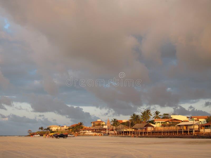 Praia de Atalaia imagens de stock royalty free