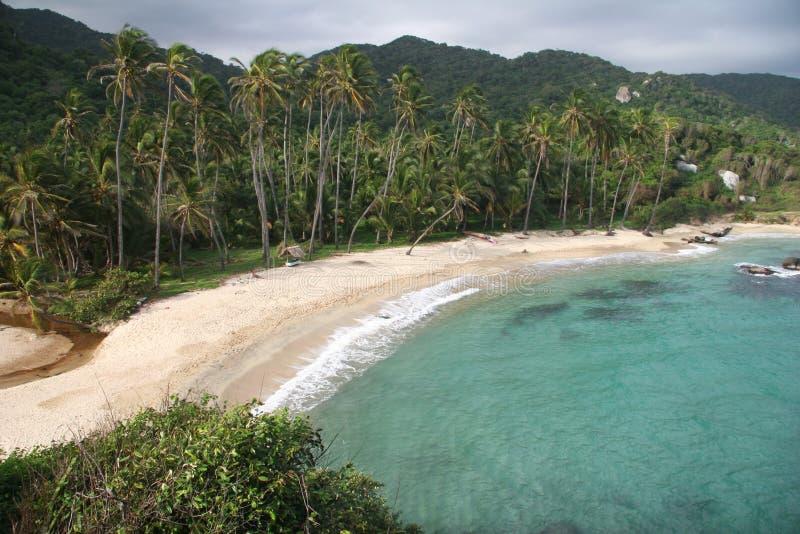 Praia de Cabo de San Juan foto de stock royalty free
