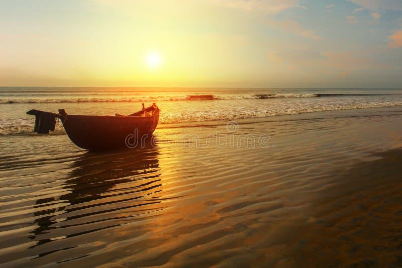 Praia 1 de Digha fotos de stock