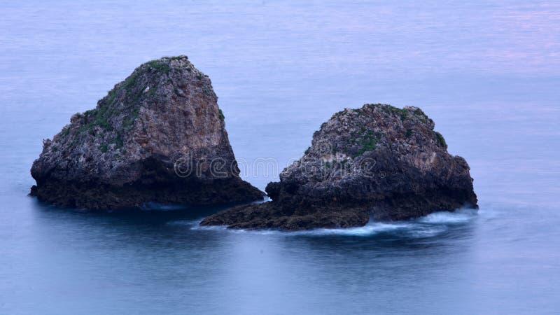 praia de El Sable imagem de stock royalty free