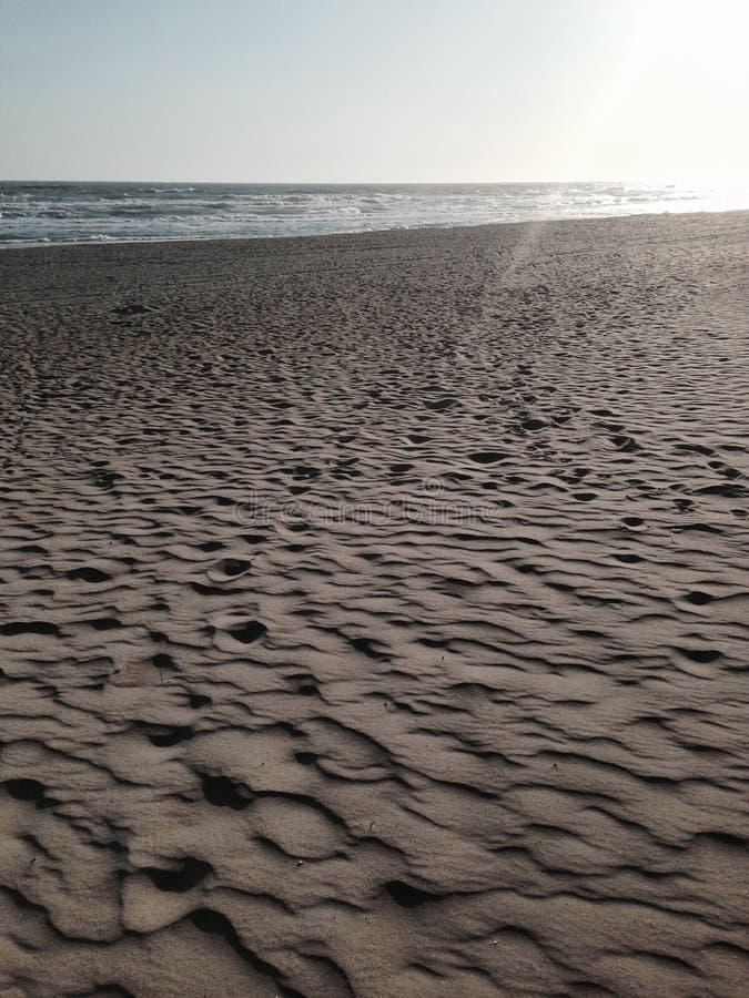 Praia de Emerald Isle imagens de stock royalty free
