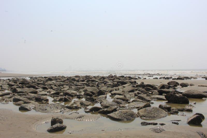 Praia de Enani foto de stock royalty free