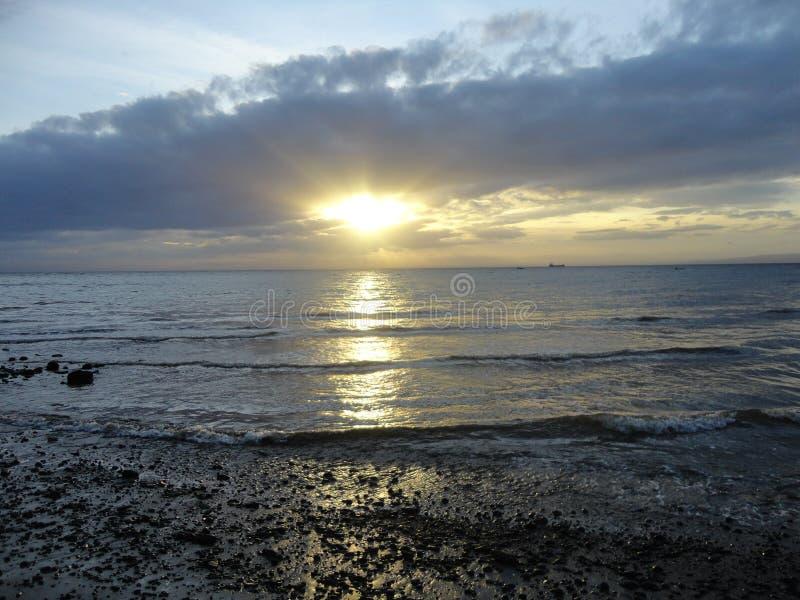 Praia de Filipinas foto de stock royalty free