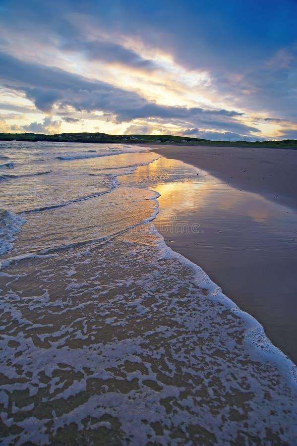 Praia de Inchydoney fotos de stock royalty free