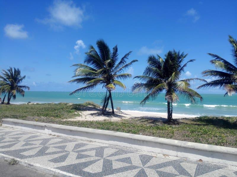 Praia DE Intermares royalty-vrije stock afbeelding
