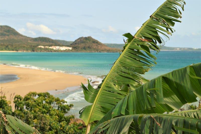 Praia de Kenting em Taiwan imagens de stock royalty free