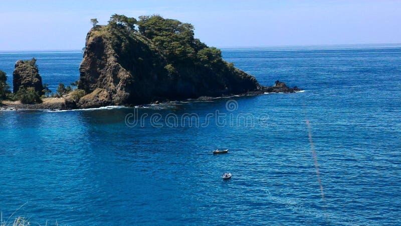 Praia de Koka foto de stock