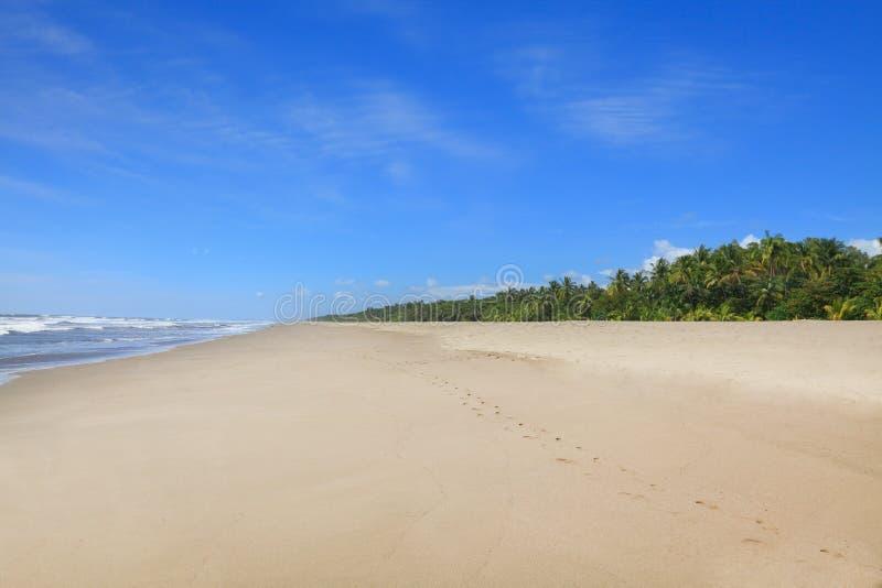 Praia de Montelimar imagens de stock
