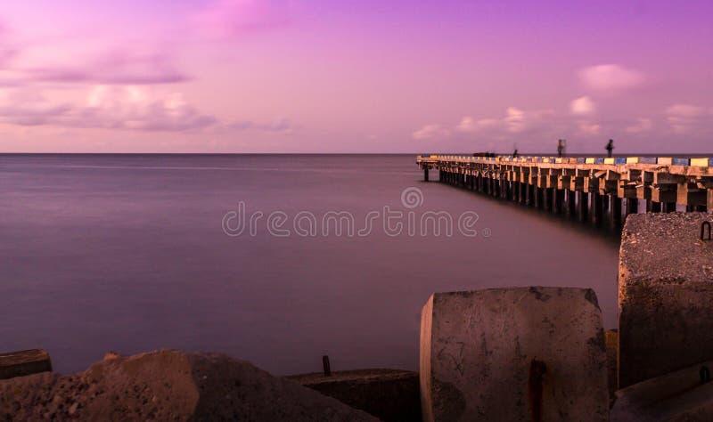 Praia de Namosain imagem de stock