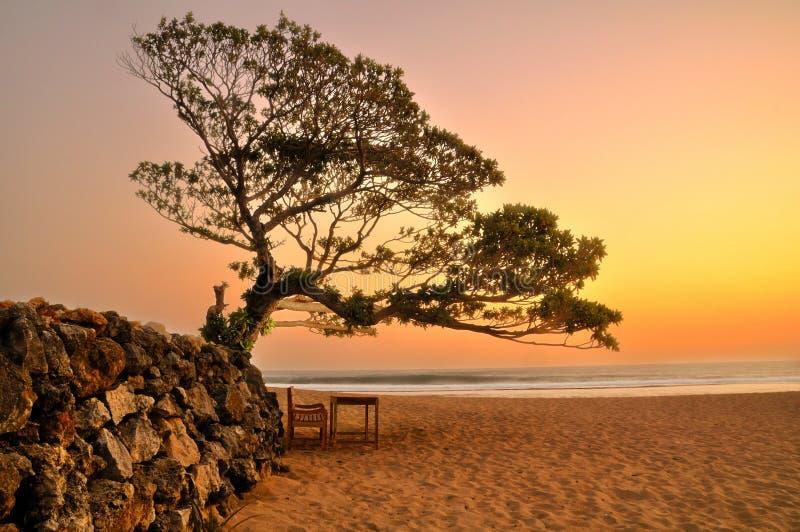 Praia de Pok Tunggal imagens de stock