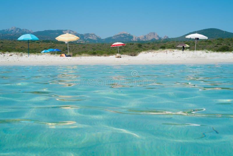 Praia de Rena Bianca fotos de stock royalty free