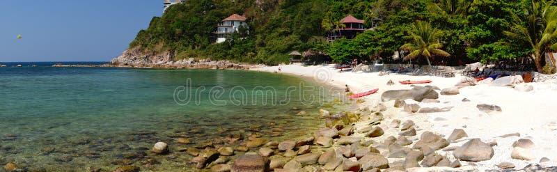 Praia de Sai Daeng Koh Tao Arquipélago de Chumphon tailândia fotos de stock royalty free