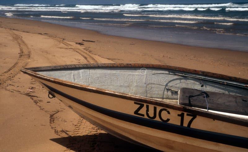 Praia de St Lucia foto de stock royalty free