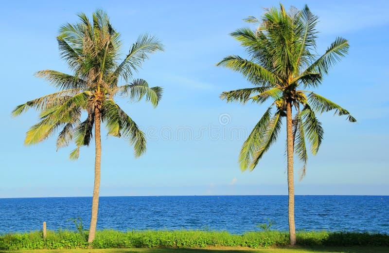 A praia de Tailândia foto de stock