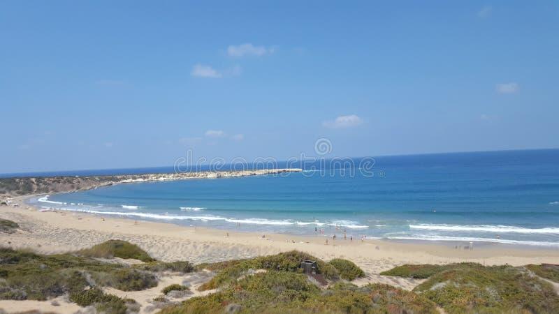 Praia de Turle fotos de stock