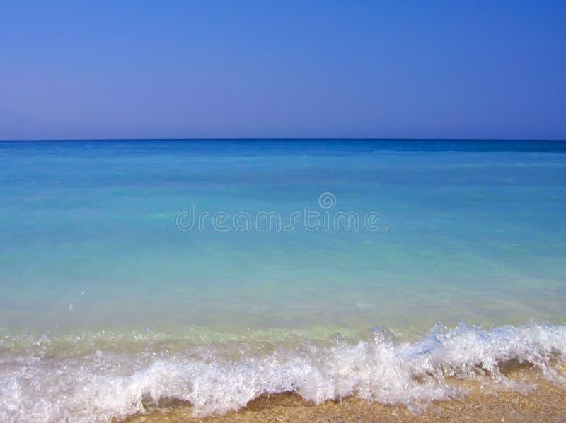 Praia de turquesa fotos de stock