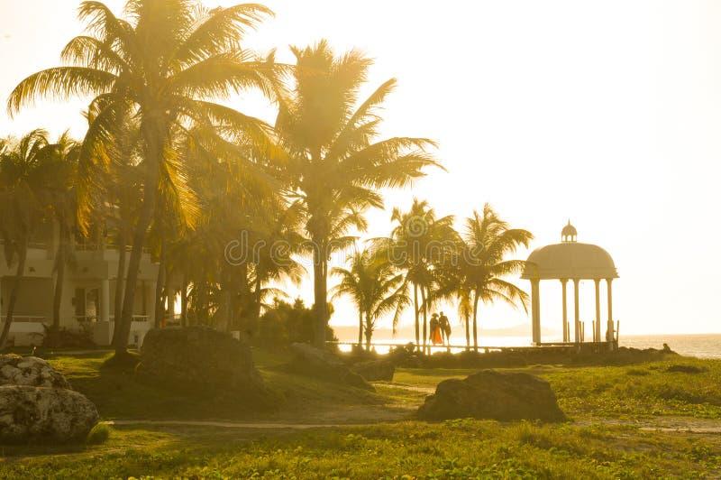 Praia de Varadero, Cuba fotos de stock