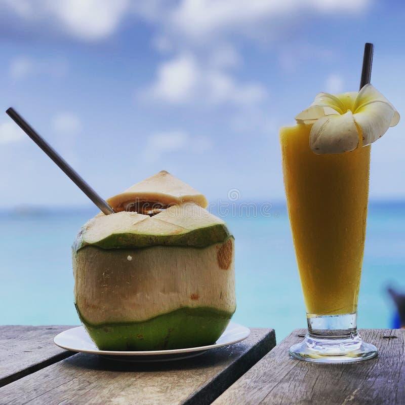 praia de Verão foto de stock royalty free