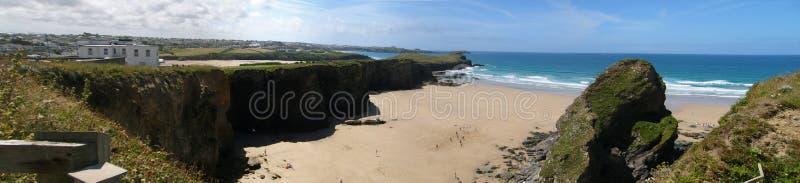 Praia de Whipsiderry fotos de stock royalty free
