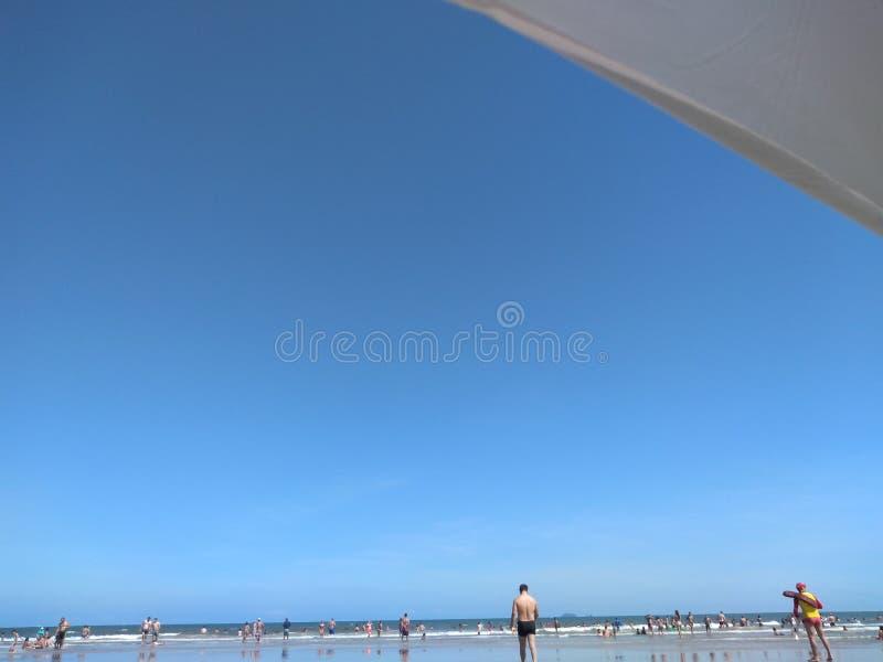Praia del solenoide fotos de archivo libres de regalías